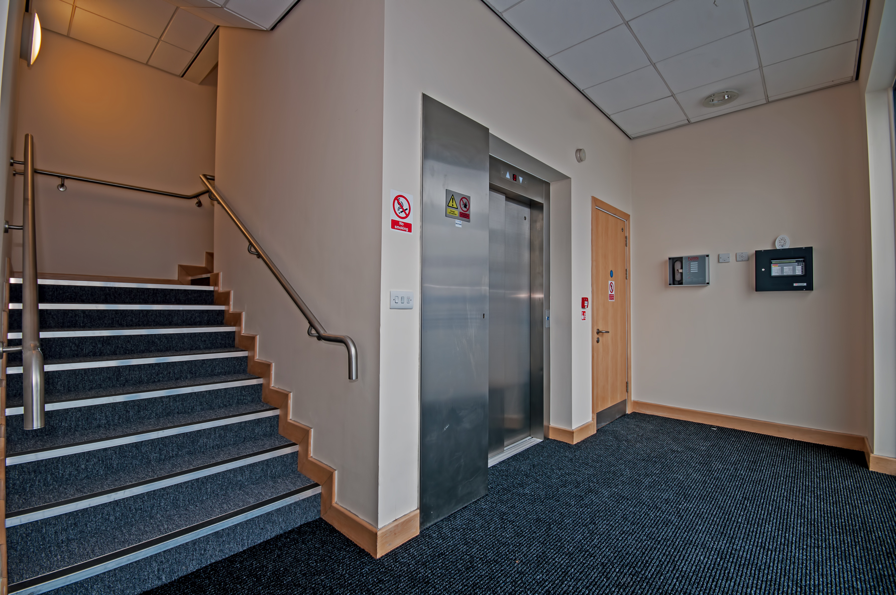 Rowlandsway 16 Wythenshawe Ground Floor Entrance