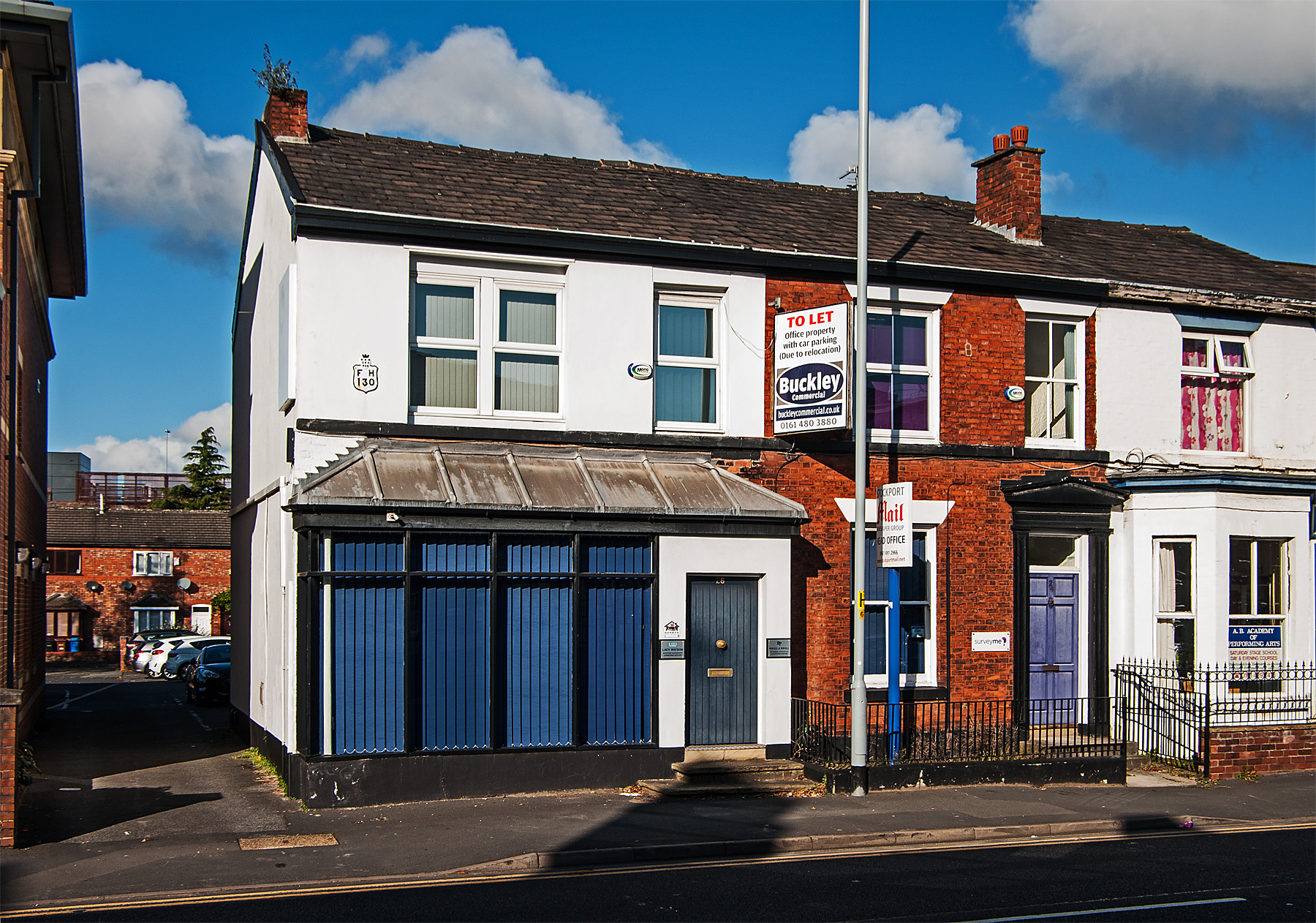 Pa3252off 24 26 Greek St Stockport Office Property To